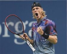 Denis Shapovalov autographed 8x10 photo RP