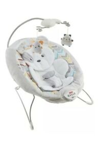 Fisher-Price Sweet Snugapuppy Dreams Deluxe Bouncer - Up to 20Lb ( 9kg) #NO5921
