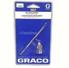 "Graco HVLP 256946 Quick Release Fluid Needle Nozzle #2 Kit 0.032"" 0.8mm"