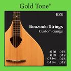 Goldtone BZS - Jeu de cordes bouzouki