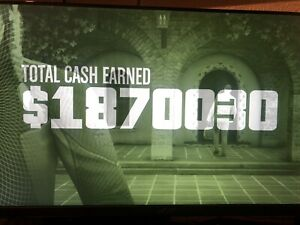 GTA 5 Online Xbox only! Money Guide $1.9m Every 10 Minutes! Read Description