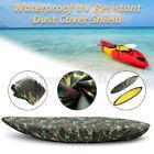 9.8/13.1FT Boat Storage Cover Universal Waterproof Kayak Canoe UV Resistant  US