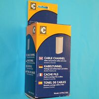 iC iCFPAC1S02 Cable Channel (hides &  protects cables & Wires )