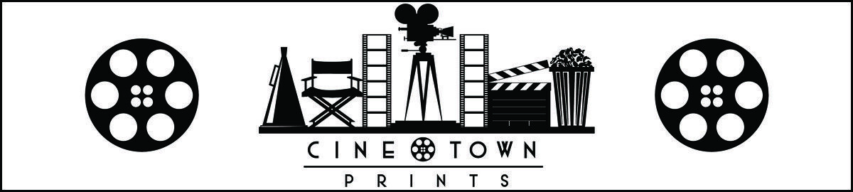 Cine Town Prints