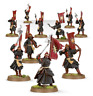 Warhammer Khandish Warriors The Lord of the Rings metal new