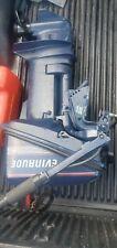 evinrude outboard motor 9.9