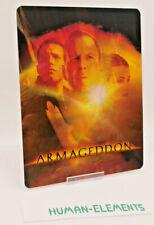 ARMAGEDDON - 3D LENTICULAR Flip Magnet Cover TO FIT bluray steelbook