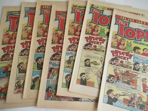 The Topper Comic 1983/Send For Kelly/Beryl The Peril (New)