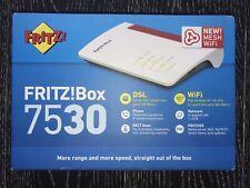 AVM FRITZ!Box 7530 Wireless AC+N DSL/VDSL Router - Brand New