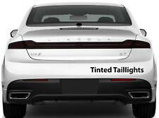 Lincoln MKZ 2013-2020 Taillight, Stop Lamp & Side Marker Tint w/Air Release Matl