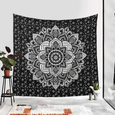 Indian boho Tapestry Mandala Bedding bedspread hippie Wall Hanging Beach Throw