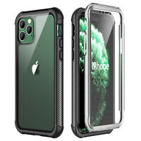 For iPhone 11, 11 Pro, Pro Max Case Mosafe® Crystal Ultra Clear Shockproof Cover