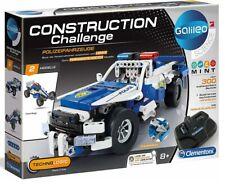 ? Polizeiauto Spielzeug Bausatz - Clementoni 59144 - Ferngesteuert Bausatz