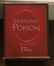 Christian Dior Perfume Hypnotic Poison 3.4 oz Eau De Toilette Spray