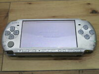 Sony PSP 3000 Console Mistic Silver Japan M970
