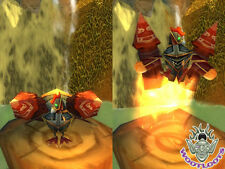 Robotic Homing Chicken Loot Card Rocket World of Warcraft Pet WoW Code Companion
