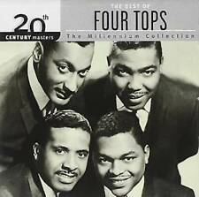 The Best of Four Tops: The Millennium Collection - (CD) W or W/O CASE
