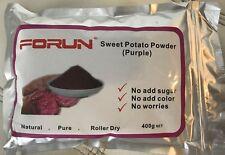 FORUN Natural Purple Sweet Potato Powder  400G - HACCP,ISO22000 Certified