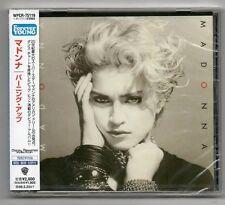 Madonna by Madonna CD Import Bonus Tracks Holiday Lucky Star Borderline