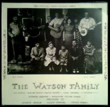 THE WATSON FAMILY - SPAIN LP DIAL Discos 1983 - Near Mint / Como Nuevo