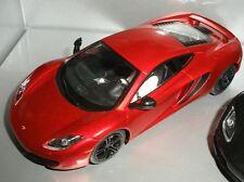 Scalextric-Mclaren MP4-12C Rojo Lewis Hamilton-Nuevo