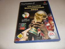 PlayStation 2  PS 2  FIFA Fussball Weltmeisterschaft 2002