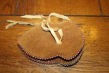 Naive American Beaded Leather purse