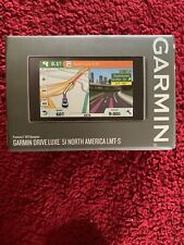 Garmin Drive Luxe 51LMT-S GPS Navigator System - Black