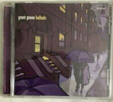 Ballads by Grant Green (CD, Mar-2002, Blue Note (Label))