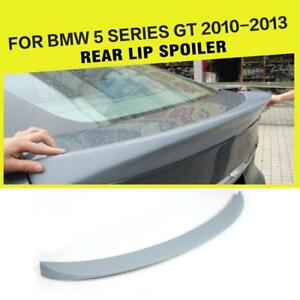 Rear Trunk Boot Spoiler Wing Factory For BMW F07 535i 550i GT Gran Turismo 10-13