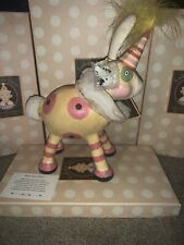 Larkspur Lane Lib Cummings-Mead For Silvestri - Happy Henry Hare