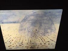 """Anselm Kiefer """"Every Human Being Stands """" German Modern Art 35mm Slide"""