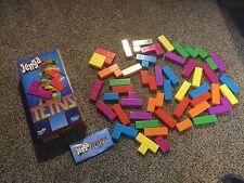 Pre Owned Hasbro  Jenga Tetris.