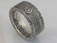 Münzring 10 Mark 1987 Silber 625 Ring Größe 56 / 10 mm 750 Jahre Berlin