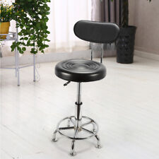New ListingSwivel Chair Garage Adjustable Height Seat Salon Chair Work Shop Bench Stool Usa