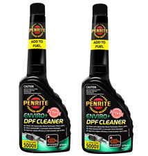 PENRITE Enviro+ DPF Cleaner 375mL TWIN PACK Treats 120L