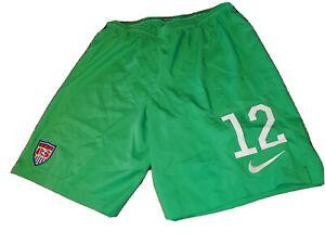 USMNT Nike official match version goalkeeper Shorts   BNWT Brad Guzan size L #12