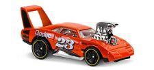Hot Wheels Cars - Dodge Charger Daytona Orange