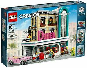 Lego® 10260 Creator Expert American Diner NEU & OVP