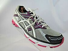 Asics GT-1000 Sz 9.5 Gel Grey Comfortable Running Sneakers Shoes For Women