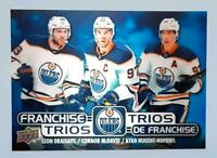 2020/ 2021 Upper Deck Tim Hortons NHL Hockey - FRANCHISE TRIOS - U PICK