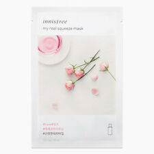 [innisfree]Its Real Squeeze Mask Sheet Rose_1EA/Moisturising/Brightening/Sooth
