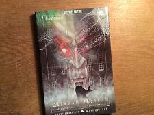 Batman-ARKHAM ASYLUM [COMIC nastro Hardcover] MARVEL Grant Morrison McKean
