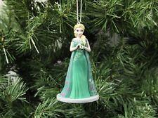 Elsa in Green Dress, Disney Movie, Frozen Christmas Ornament