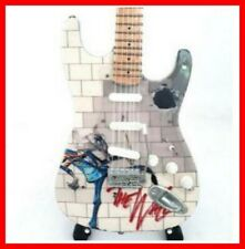 PINK FLOYD GUITARE MINIATURE The WALL! Collection David Guilmour Rock 70