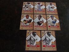 2001 Post Cereal Baseball---500 Home Run Club---Lot Of 8---See List---NrMt