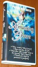 Amazing Grace ~ Pastor Mike Hayes -  Audiobook on Four Cassette Tapes