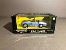 1967 Corvette L-88 Roadster American Muscle Limited Edition 1:18 scale