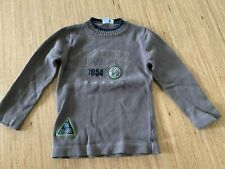 gut erhaltener, warmer Bob der Bär Pullover für Jungen Gr. 122