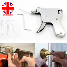 Strong Steel Lock Gun Repair Tool Kit Door Key Opener Padlock Open Tools Set UK